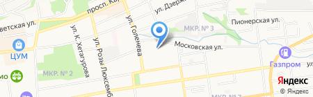 СтавроДент на карте Ставрополя