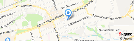 Окей компьютер! на карте Ставрополя