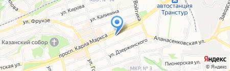 Альтермед-плюс на карте Ставрополя