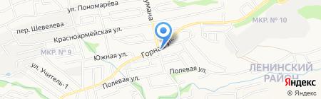Хозяюшка на карте Ставрополя