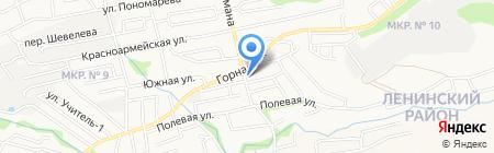 Продукты на карте Ставрополя