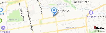 Инста-Про на карте Ставрополя