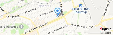 МотоВелоТовары на карте Ставрополя