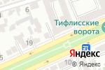 Схема проезда до компании Ставропольский контакт-центр в Ставрополе