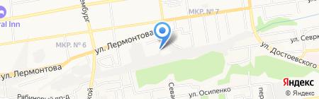 Мебель Класс на карте Ставрополя