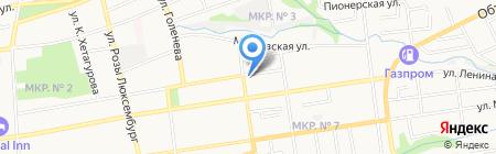 ЛазерДизайн на карте Ставрополя