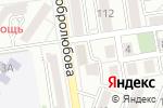 Схема проезда до компании Художественная студия в Ставрополе
