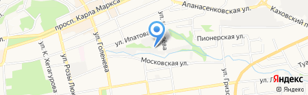 ЛЕММА на карте Ставрополя