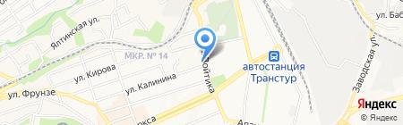 Армянская Апостольская Церковь им. Святой Марии Магдалены на карте Ставрополя