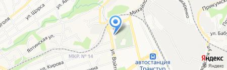 ЛДЦ МИБС-Ставрополь на карте Ставрополя