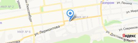 Авто Стайл на карте Ставрополя