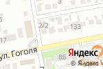 Схема проезда до компании Гастроном в Михайловске