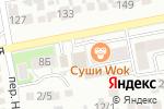 Схема проезда до компании Магнит в Михайловске