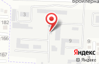 Схема проезда до компании Пенополистирол-Мастер в Михайловске