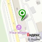 Местоположение компании City Express