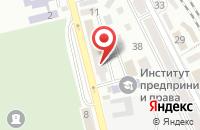 Схема проезда до компании Зевс в Ставрополе