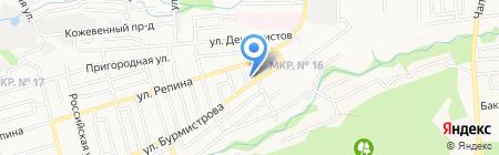 Stylist-A на карте Ставрополя