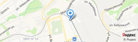 АРТЕЛЬ художественной мысли на карте Ставрополя