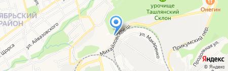 РегионСнаб на карте Ставрополя