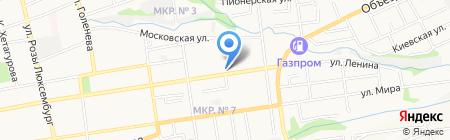 Marta на карте Ставрополя