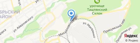 ФАУН на карте Ставрополя