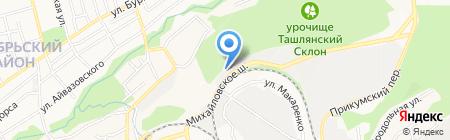 BarNeo Professional на карте Ставрополя
