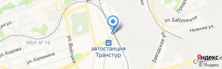 Встреча на карте Ставрополя