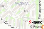 Схема проезда до компании Астрон в Михайловске