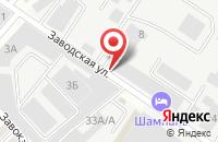 Схема проезда до компании Проммонтажсервис в Ставрополе
