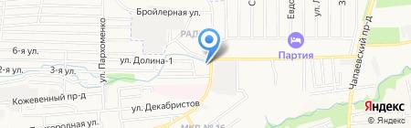 Welcome cafe на карте Ставрополя
