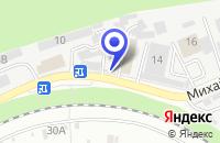 Схема проезда до компании МАГАЗИН СТРОЙХОЗТОРГ в Михайловске