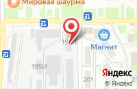 Схема проезда до компании Ставропольские Известия в Ставрополе