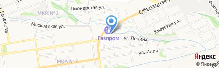 21 Век на карте Ставрополя