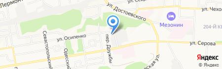 БИК Мастер на карте Ставрополя