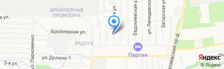 Мастер и камень на карте Ставрополя