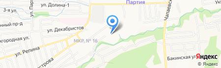 Банкомат Северо-Кавказский банк Сбербанка России на карте Ставрополя