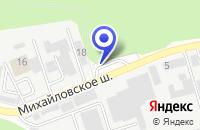 Схема проезда до компании ДОРОЖНО-СТРОИТЕЛЬНОЕ УПРАВЛЕНИЕ № 1 в Михайловске