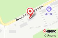 Схема проезда до компании Современные Окна в Ставрополе