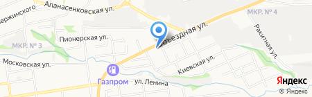 Окна без проблем на карте Ставрополя