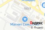 Схема проезда до компании Банкомат, Газпромбанк в Михайловске