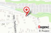 Схема проезда до компании МегаФон в Красноармейске
