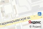 Схема проезда до компании Эверест-Реклама в Ставрополе