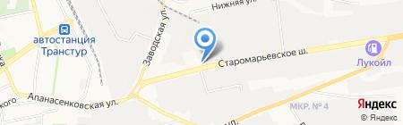Спорт26.ru на карте Ставрополя