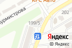 Схема проезда до компании Съешь Меня в Михайловске