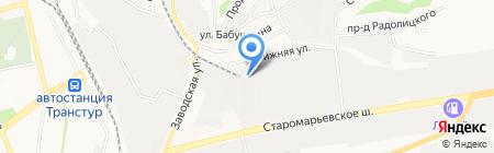 ACRG на карте Ставрополя