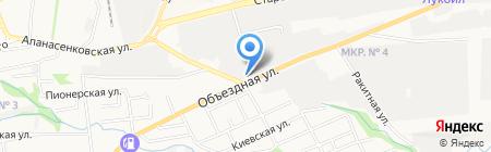 Формула вкуса на карте Ставрополя