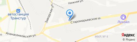 MaxiДом на карте Ставрополя