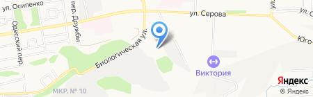 АЛМАИЛ ЛТД на карте Ставрополя