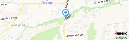 Вечный двигатель на карте Ставрополя