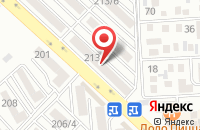 Схема проезда до компании Агентство Праздник в Михайловске